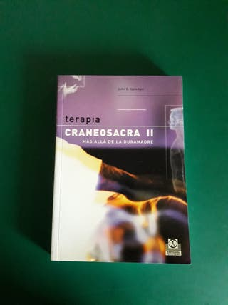 Terapia craneosacra. I y II Upledger 2 volúmenes.