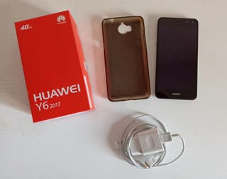 Smartphone Android marca Huawei Y6 2017