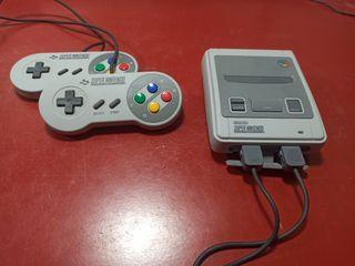 Super Nintendo: Nintendo Classic mini