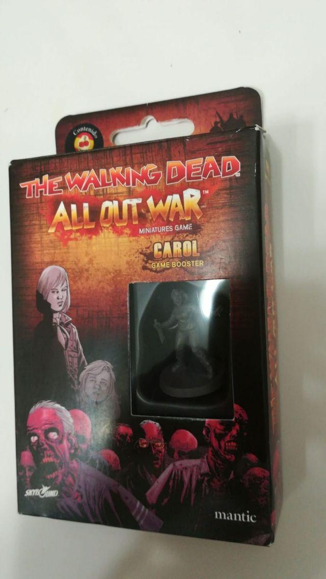 Carol Booster Walking Dead - All Out War Nuevo