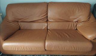 sofa polipiel