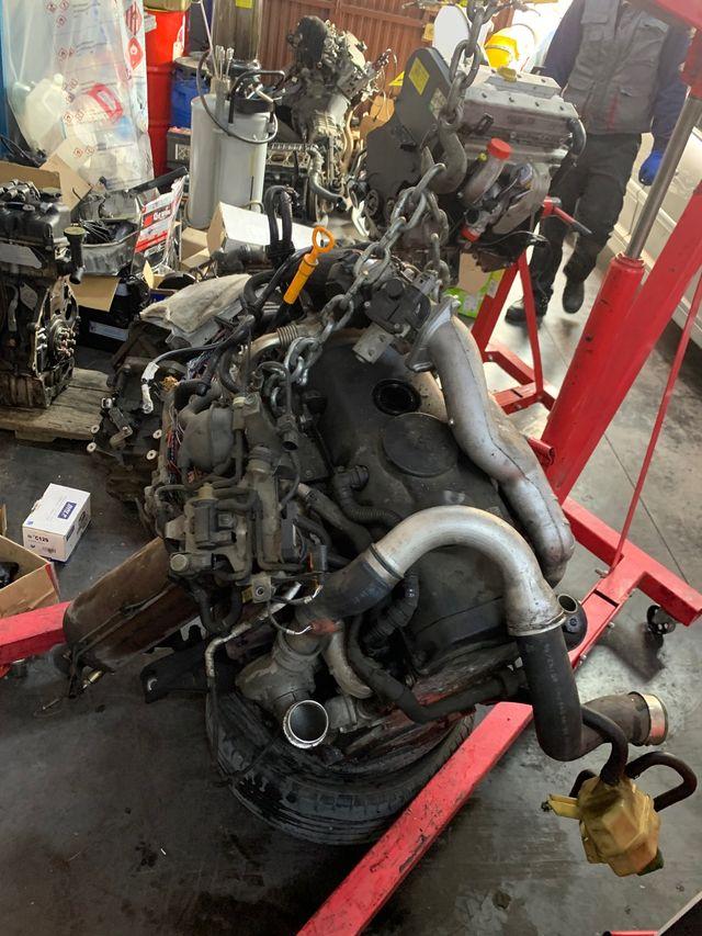 Motor volkswaguen transporter 2.5 tdi 131cv bnz