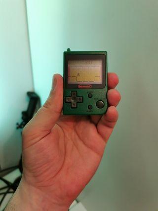 Nintendo Game Watch Mini Classic Super Mario