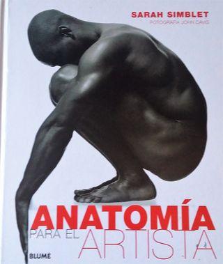 Libro de anatomía para el artista