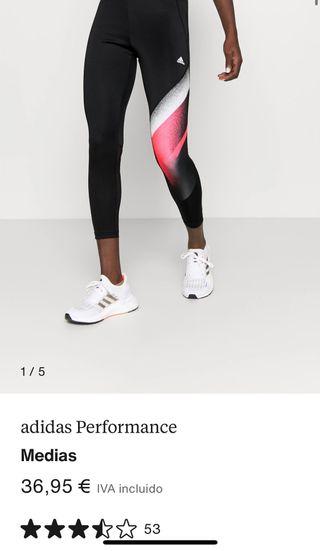 Mallas Adidas Performance