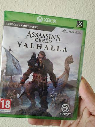AC Valhalla Xbox One, Series X