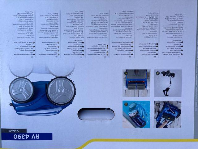 ROBOT PISCINA RV4390