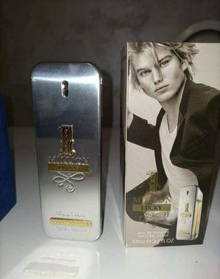 perfume one Million Lucky paco rabanne
