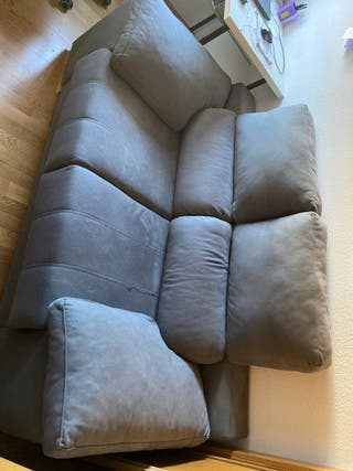 Sofá-cama viscoelastico 2 plazas