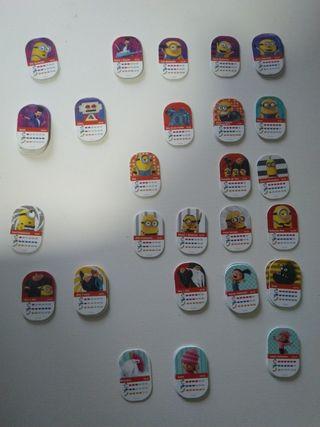 Cartas 3D Minions