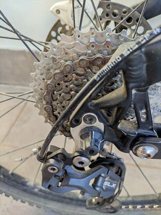 Bici Race Mountain 600 TT
