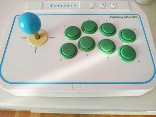 Mando arcade Wii