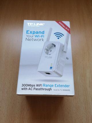 Repetidor extensor WiFi.. TPLink