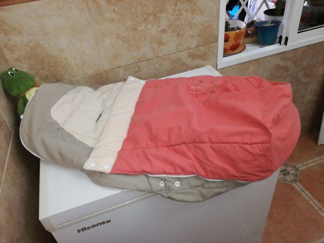 saco de carricoche bebe