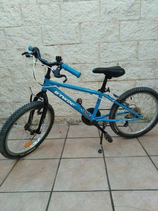 Bicicleta Btwin 20 pulgadas
