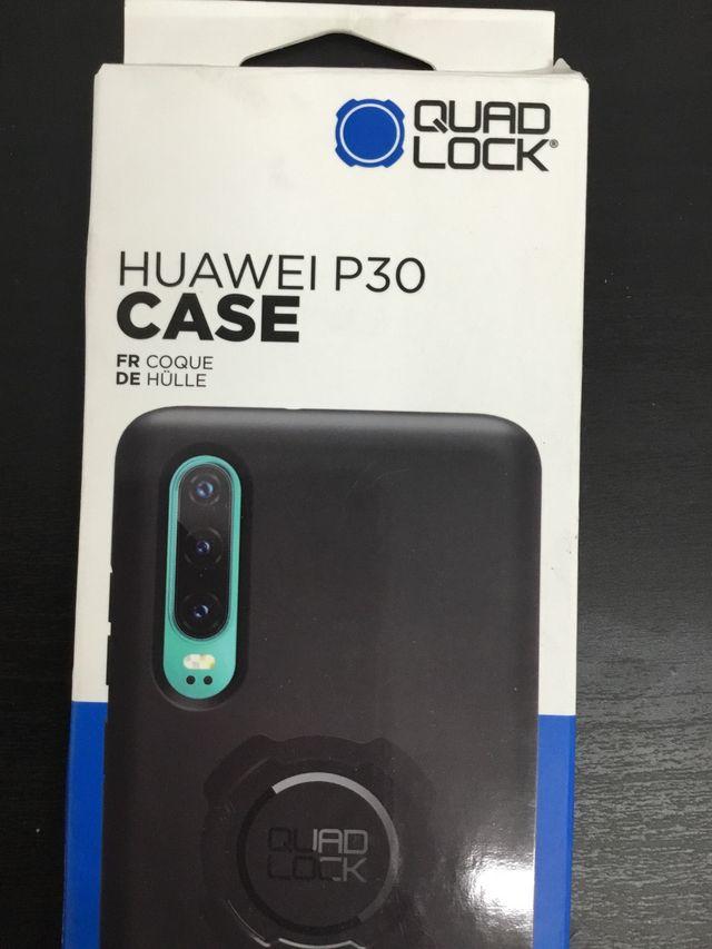 Huawei P30 Carcasa Case Funda Quad Lock