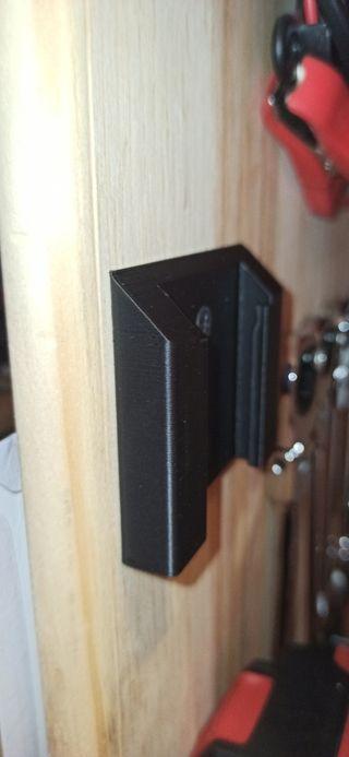soporte para batería parkside 20v
