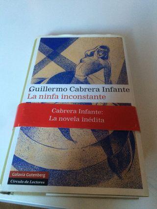 La ninfa inconstante de Guillermo Cabrera Infante