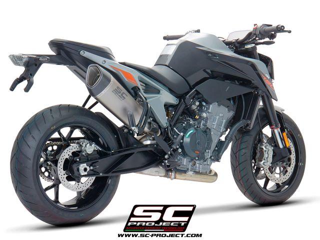 SC PROJECT KTM 790 DUKE (2018 - 2020)