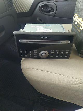 Radio CD Sony para Ford
