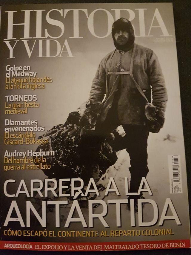 Historia y vida Revista número 538 año 2013