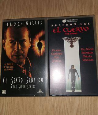 VHS Peliculas.