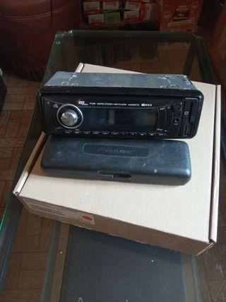 Radio de coche ..Con USB, tarjeta SD