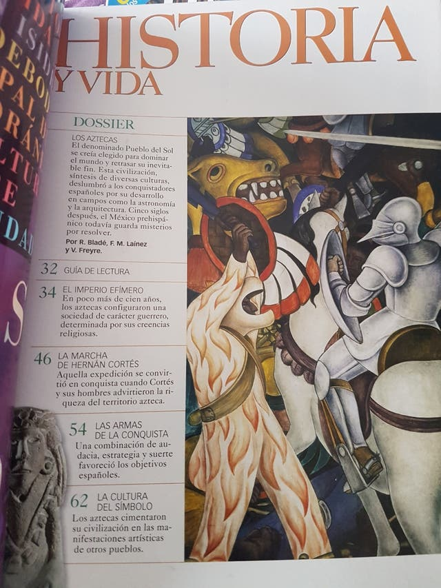 Historia y vida Revista número 416 año 2008