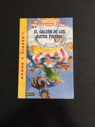 El Galeón de los Piratas ( Geronimo Stilton)