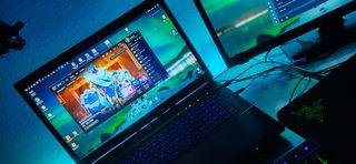 Portátil Gaming i7, 32gb RAM, Doble GTX