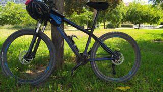 Bicicleta ghost se 4000 edición limitada