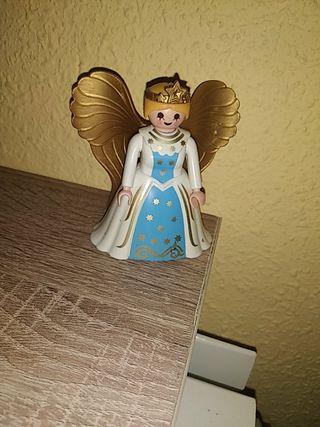 ángel playmobil