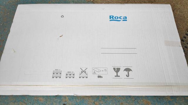 Se venden 2 platos de ducha de resina marca Roca
