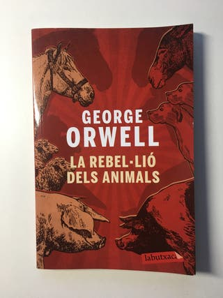 La rebel.lió dels animals-George Orwell