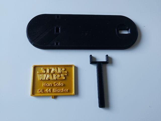 Stand para Blaster DL 44 Han Solo CELIA