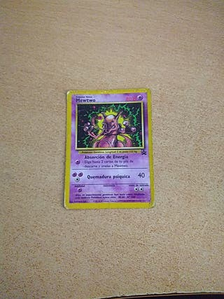 Vendo carta Pokémon Mewtwo