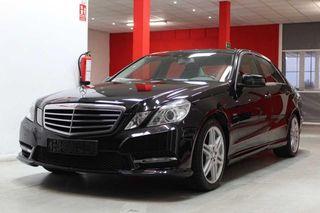Mercedes Clase E E350 BLUE EFFICIENCY