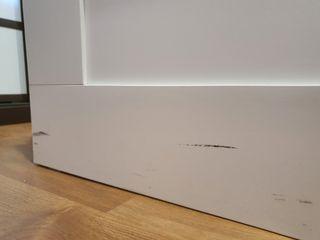 Cama BRIMNES IKEA 160x200 con cabecero