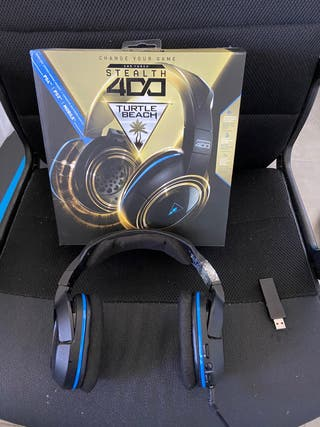 Auriculares gaming Turtle Beach Stealh 400