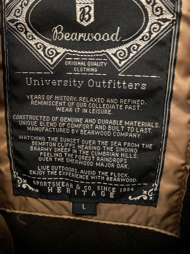Chaleco acolchado Bearwood