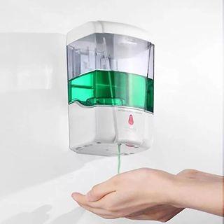 Dispensador gel hidroalcoholico automático