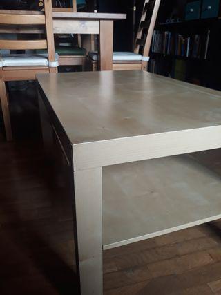 Mesa de centro de Ikea 100×60 cm