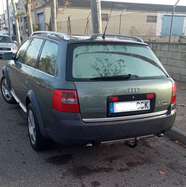Audi A6 Allroad 2001