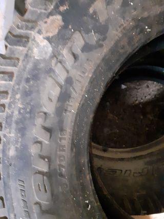ruedas 4x4