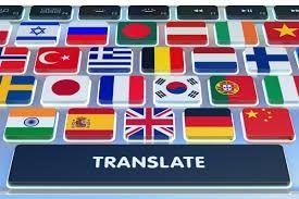 Traducción de textos y documentos