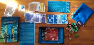 Blueprints juego de mesa