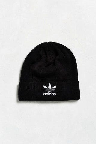 Gorro Adidas Originals Trefoil Beanie Negro