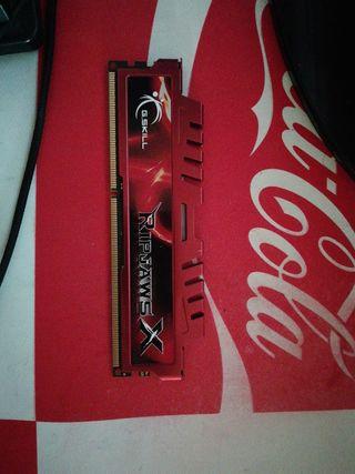 Memoria RAM 8GB GSkill