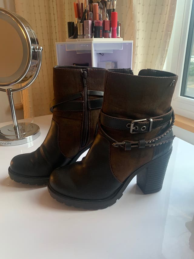 Replay women ankle boots almost new