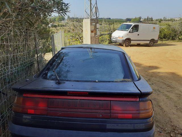 Mitsubishi eclice para restaura
